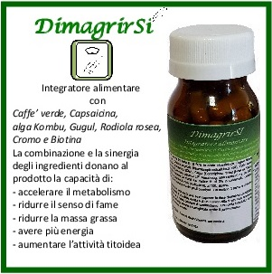 dimmagrirsi